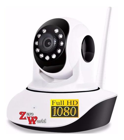 Camara Ip Wifi Videovigilancia 2mp Negocio X Celular 4g