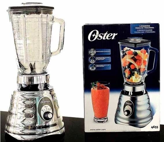 Licuadora Oster Modelo: Clasica 4655-013 - Croma - Original