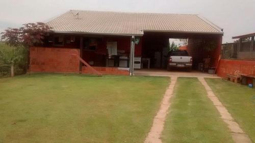 Chácara Com 2 Dormitórios À Venda, 1000 M² Por R$ 450.000,00 - Cardeal - Elias Fausto/sp - Ch0010