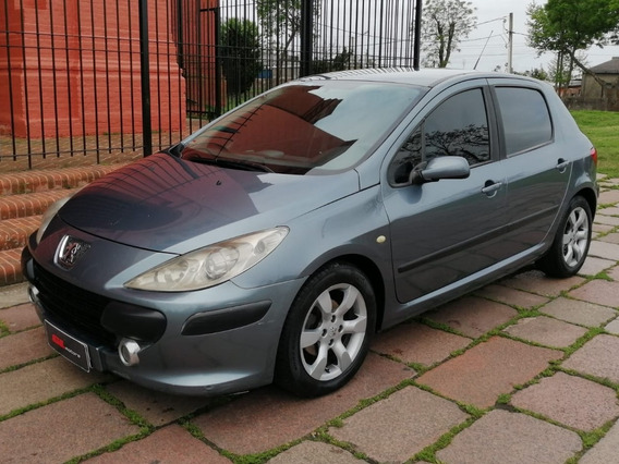 Peugeot 307 Full (( Gl Motors )) Financiamos 50% En Pesos