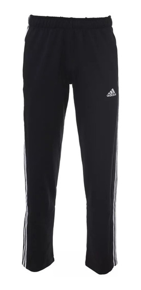 adidas Pantalon Training Hombre Essentials 3 Stripes Negro