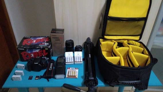 Canon T5i Kit Completo