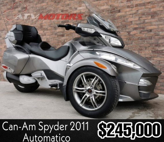 Can Am Spyder 1000 2011 Aut