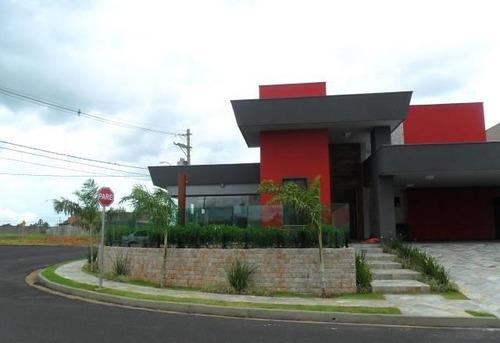 Casa Com 4 Dormitórios À Venda, 360 M² Por R$ 2.200.000,00 - Residencial Eco Village - São José Do Rio Preto/sp - Ca8605