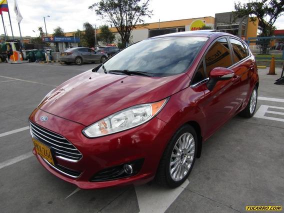Ford Fiesta Titanium Tp Hb 1600 Aa 7ab