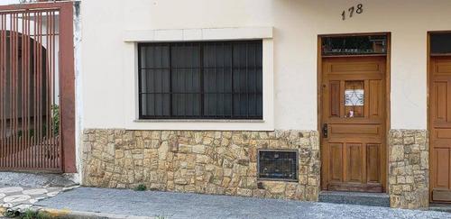 Imagem 1 de 16 de Centro - 120 M² Com 4 Salas, Copa/cozinha, Quintal Amplo - Prox. Av. Afonso Vergueiro/r. Miranda Azevedo - Ca5110