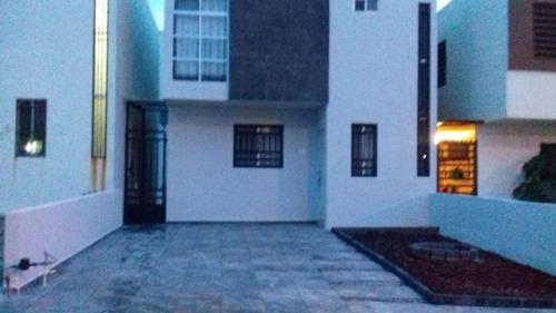 Renta De Casa Equipada En Valle Azul, Apodaca