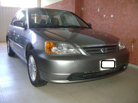 Honda Civic 1.7 Ex At