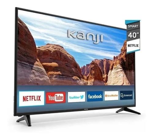 Smart Tv Led Kanji 40 Pulgadas Kj-4xtl005 Hd