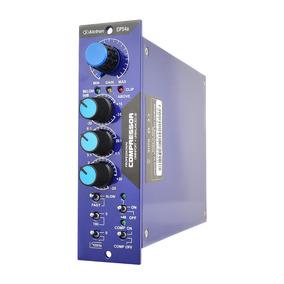Alctron Cp54a Pré Amplificador + Compressor 500 Series
