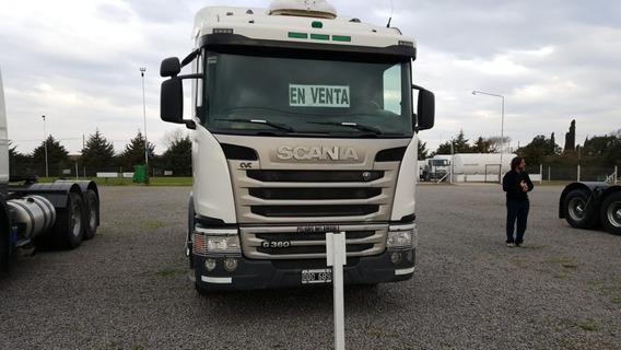 Scania G 360 2014 Unico Dueño,exelente Estado