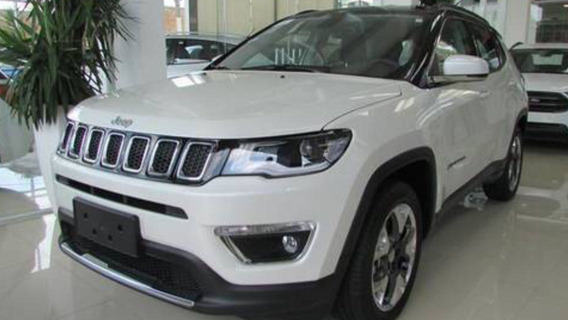 Jeep Compass Limited Diesel 4x4 + Hightech +teto 19/20 0 Km