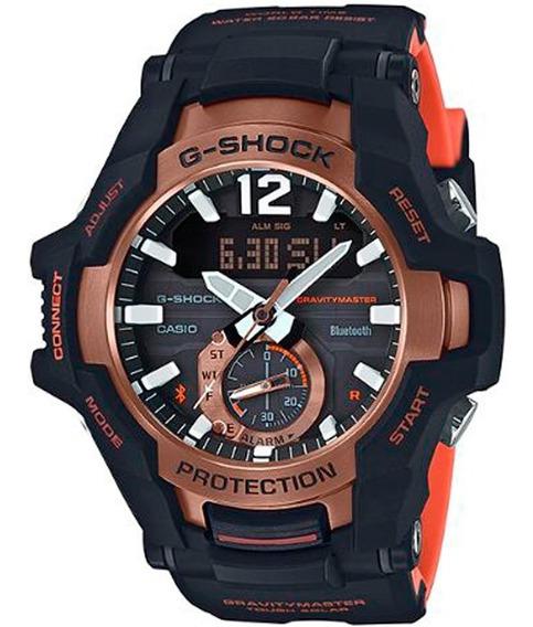 Reloj Casio G-shock Gravitymaster Para Hombre Ghiberti