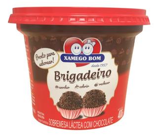 Brigadeiro - Xamego Bom - Pote 400 Gr