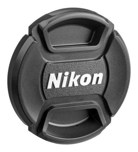 Tapa Para Lente Nikon 55mm Para Nikon