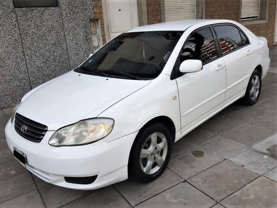 Toyota Corolla Xli 1.6 M/t Full Impecable Permuto/financio