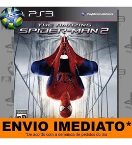 Jogo Ps3 The Amazing Spider Man 2 - Promoção Pronta Entrega