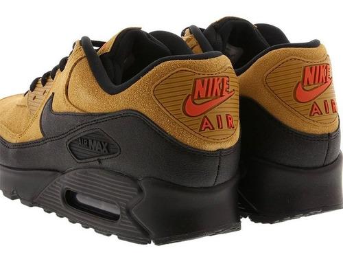 Tenis Nike Air Max 90 Essential Cafe ,negro # 28 Al 30 Orig - $2,097.00