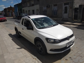 Volkswagen Saveiro Cabina Extendida Del 2014