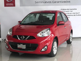 Nissan March 5p Advance L4/1.6 Aut Navi