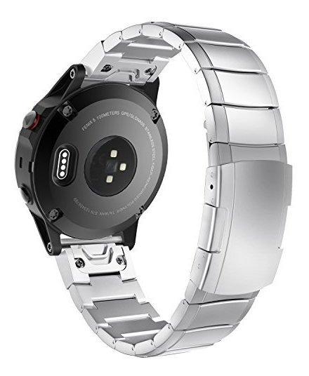 Garmin Fenix ??5 Quick Fit 22mm Watch Band Moko Correa De Re