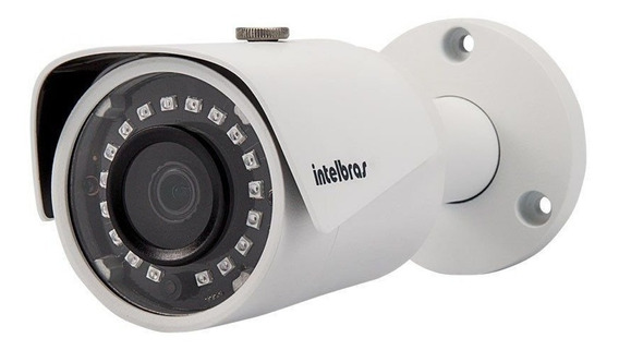 Câmera Ip Vip S3020 Intelbras 720p Hd 20 Metros G2
