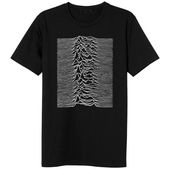 Camiseta Joy Division Camisa Masculina Rock