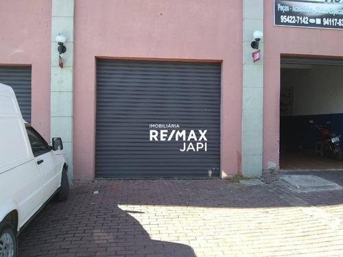 Imagem 1 de 3 de Sala Comercial Para Locação - Jundiaí - Medeiros - 49m² - R$: 1.800 - Sa0215