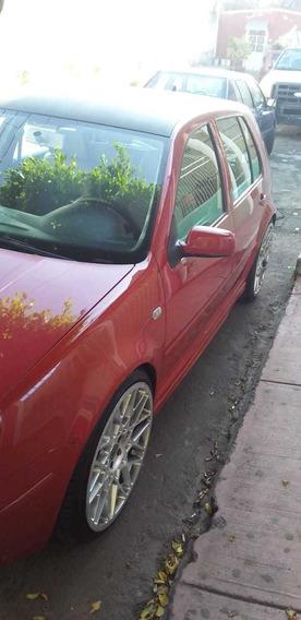 Volkswagen Golf 2.0 Lujo 5vel Aa Ee B A Abs Mt 2001