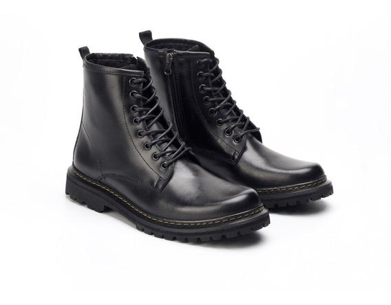 Borcegos Cuero Bernat Stork Man - Enzo Shoes