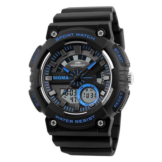 Relógio Sigma Si06ad