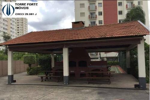 Imagem 1 de 9 de Apartamento Com 2 Dormitórios Na Vila Ema - 2450
