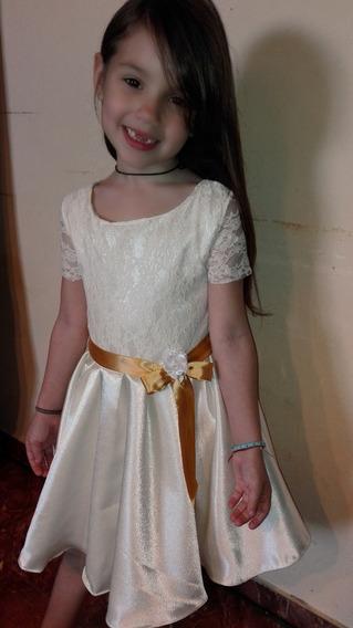 Vestido De Nena De Fiesta