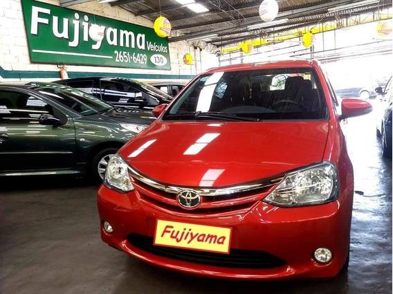 Toyota Etios Sedan 1.5 16v Xls 4p 2016