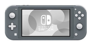 Consola Nintendo Switch Lite Gris 32gb Netpc