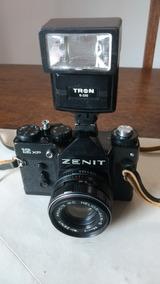 Câmera Analógica Zenit 12x