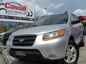 Hyundai Santa Fe Awd Gris 2010