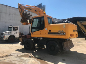 Excavadora Hyundai Robex 170w-7 (2007)