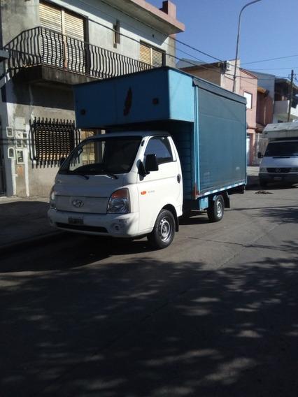 Hyundai H100 2.6 Truck Con Caja 2009