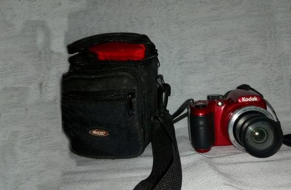 Câmera Kodak Az361 Vermelha