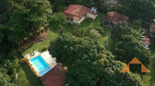 Chácara  À Venda, 10000 M² Por R$ 1.150.000,00- Aldeia - Camaragibe - Ch0003