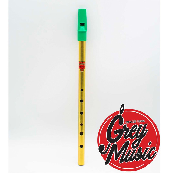 Flauta Irlandesa Re D Thin Whistle Generation Con Tutorial