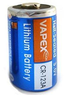 Pila Cr123 3v Camaras Alarmas Control Remoto Calidad Pro