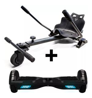 Hoverboard Vorago Hb-300 Patineta Electrica + Go Kart 6.5