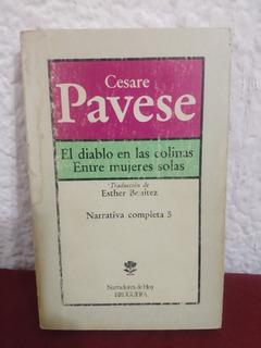 El Diablo Entre Las Colinas De Cesare Pavese [cun]