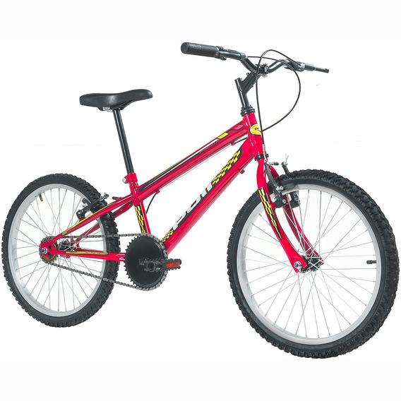 Bicicleta Polimet Mtb Aro 20 Infantil