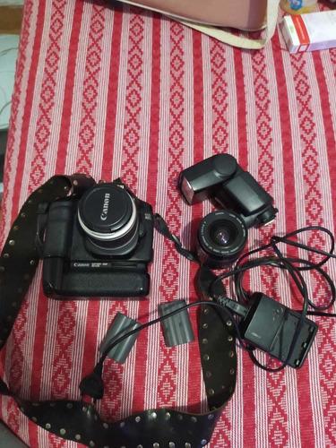 Câmera Canon E Acessórios
