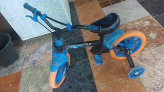 Bicicleta Caloi Hot Wheels Aro 12, Usada