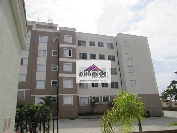 Apartamento Residencial Para Venda E Locação, Jardim Uirá, São José Dos Campos. - Ap5312