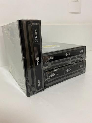 Imagem 1 de 2 de Gravadora Dvd-r/rw LG Gh24nsco 24x - Sata - Frete Grátis !!!